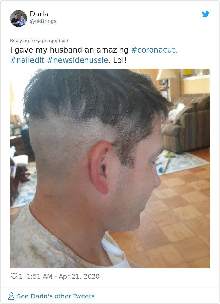 quarantine haircut fails