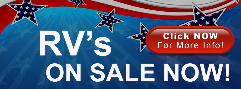 Current RV Sales and Service Specials and Weekly Ad - Click Here