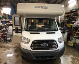 2019 Coachmen Orion 21RS