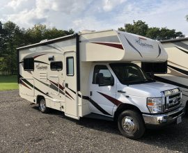 2020 Coachmen Freelander 21QB * Sold *
