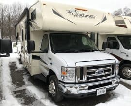 2020 Coachmen Freelander 27QB X264