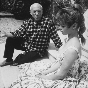 Picasso and Bardot
