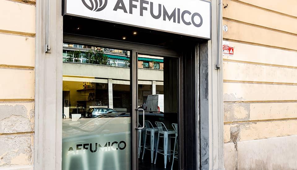 Ristorante Affumico Bologna Esterno