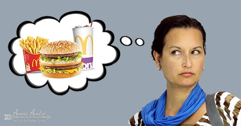 Expectations vs reality: : McDonald's and the stereotype that all Americans eat it