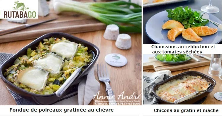 French Meal kits from Rutabago