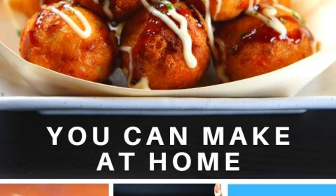 6 Delicious Takoyaki Recipes | What it is? Diced Tempura Octopus