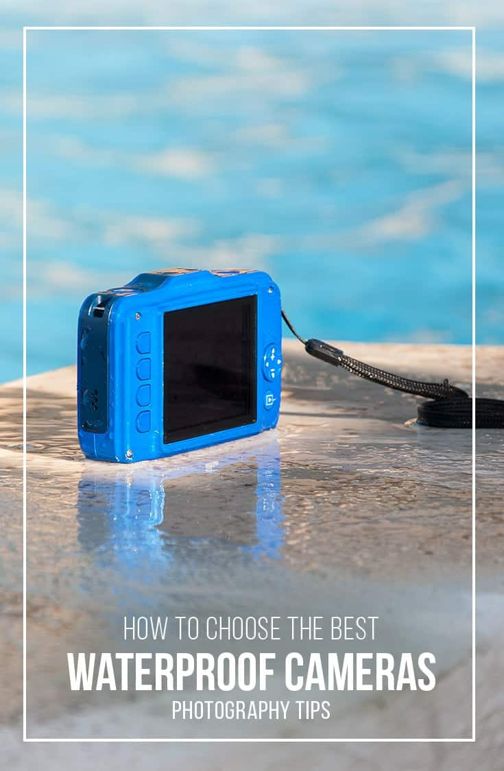 We have put together some tips on how to choose the best waterproof cameras. | Camera | waterproof | shockproof | buying guide |