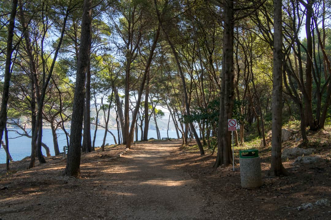 Nature hike on Lokrum Island Things To Do In Dubrovnik One Day Itinerary