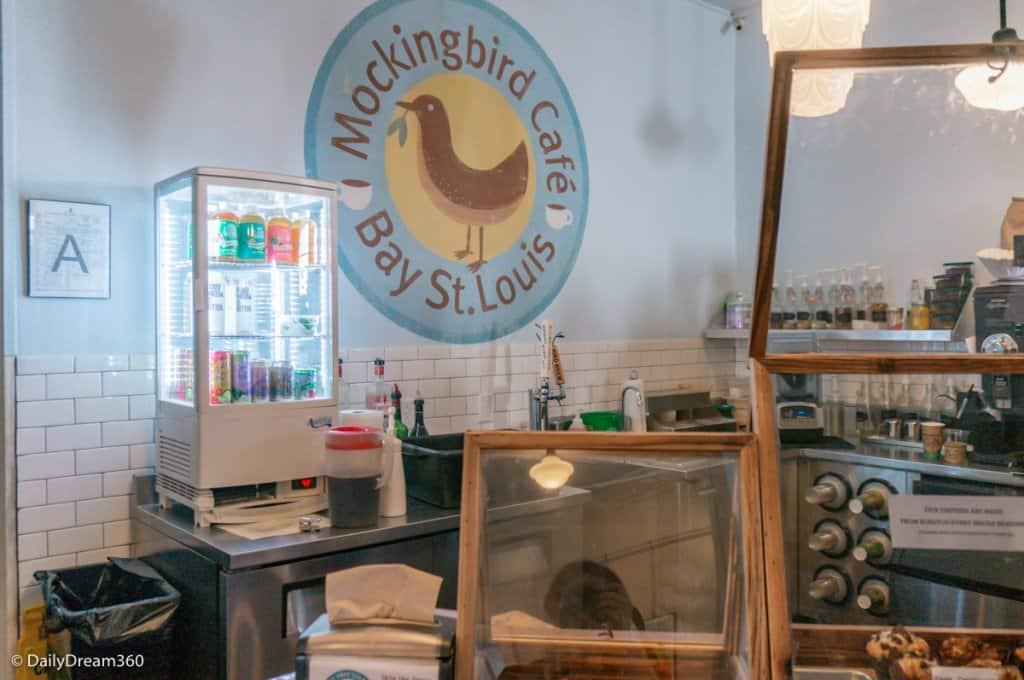 Mockingbird Cafe Bay St Louis Mississippi