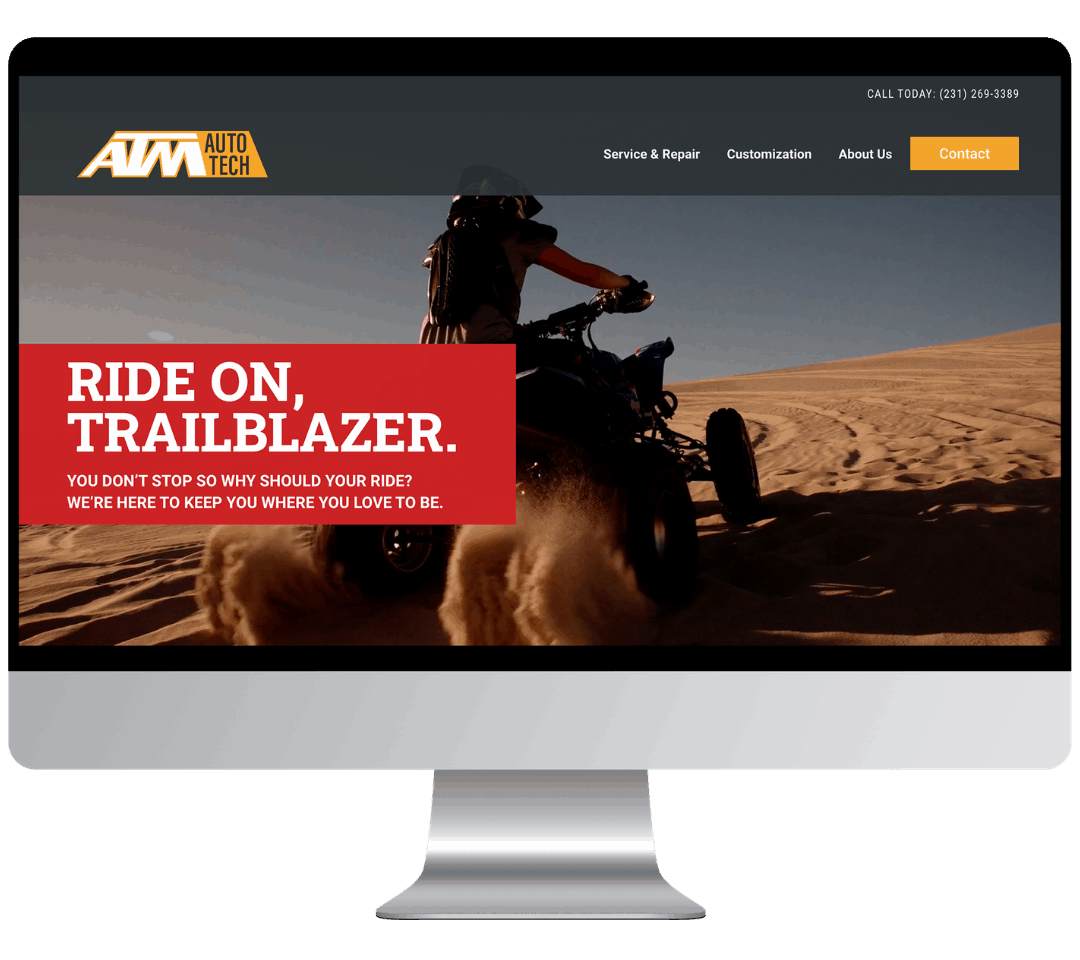 Allen's Truck and Motorsports Website