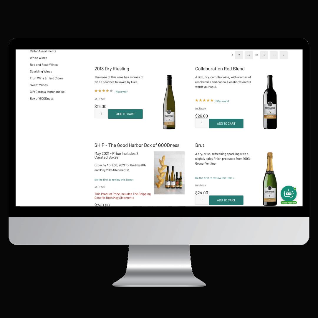 Winery Ecommerce