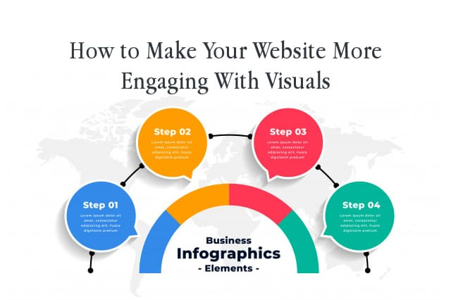 How to Make Your Website More Engaging With Visuals