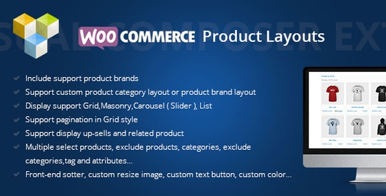The Top 10 Must Have WooCommerce Plugins of 2017 WooCommerce Products Layout