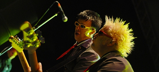 The Toy Dolls - Šklabfest - Trbovlje 07