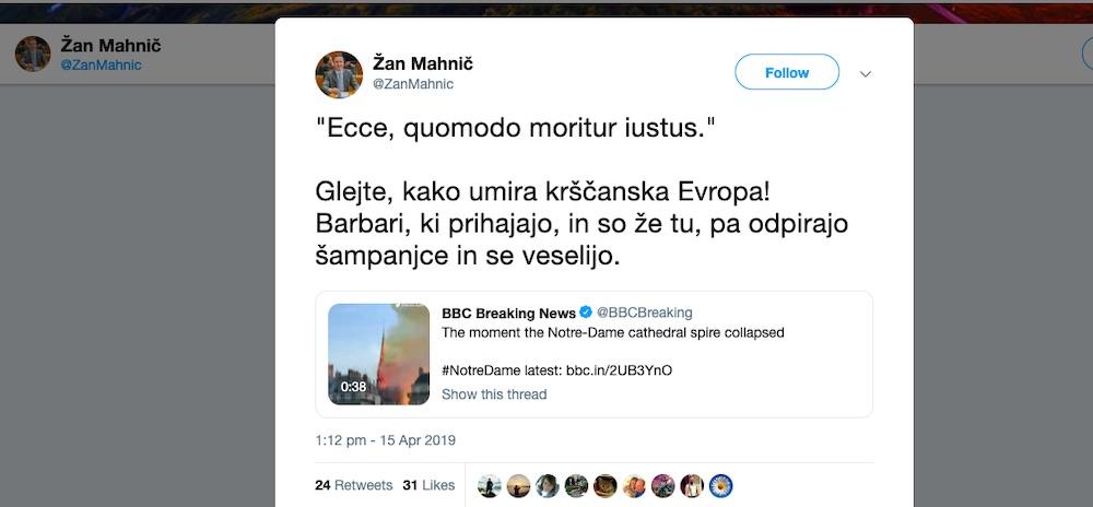 Zan Mahnic