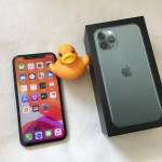 iPhone 11 Pro Unboxing A1