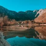 Bozicni skok v Bohinjsko jezero2