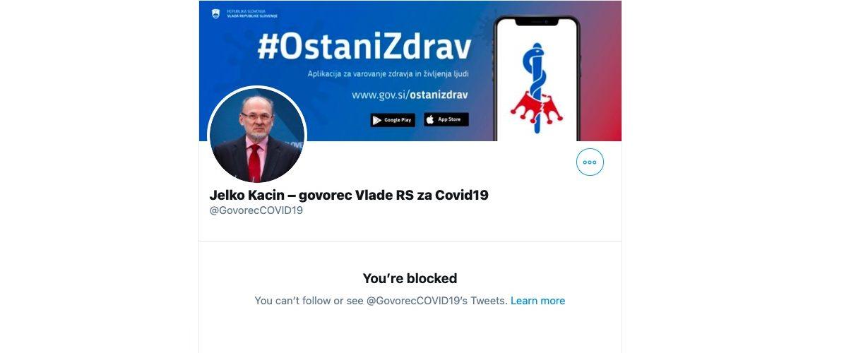 Jelko Kacin – govorec Vlade RS za Covid19