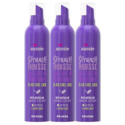 Aussie Leave-In Conditioner & Mousse