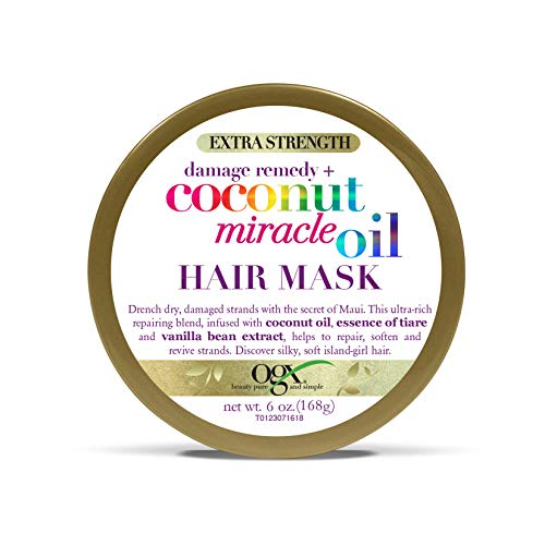 OGX Damage Remedy Coconut Miracle Oil Hair Mask