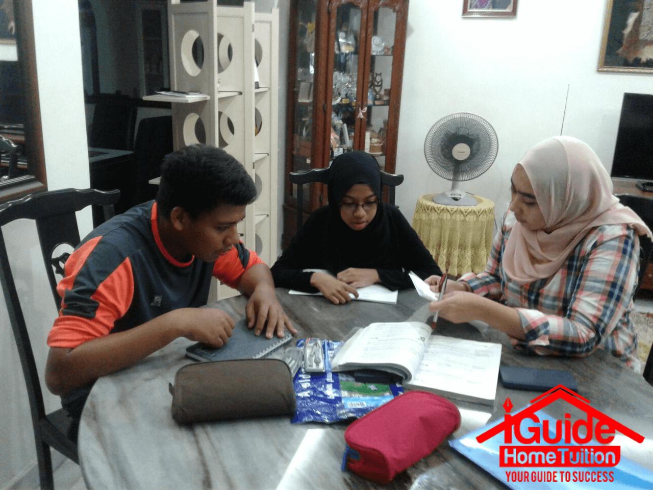 Kelas Home Tuition Berkumpulan
