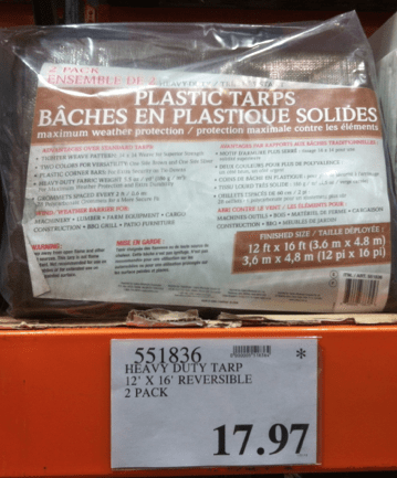 Costco Closeout products