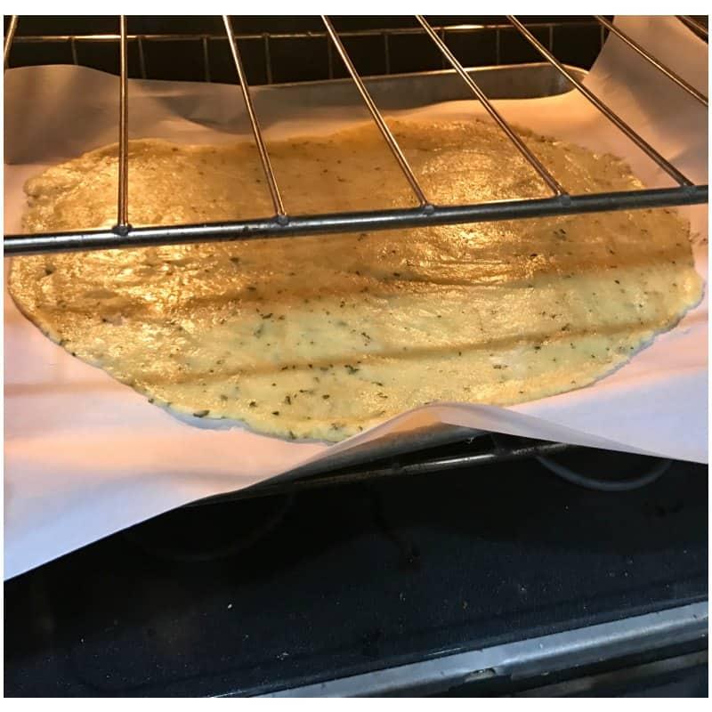 Low Carb Keto Friendly Pizza Recipe