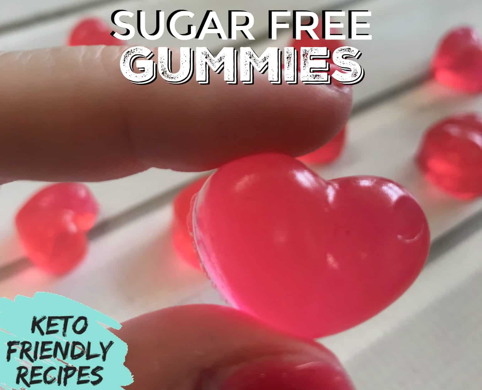 Sugar Free Gummy Bear Recipe
