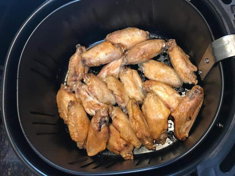 Can you cook frozen wings in an Air Fryer?