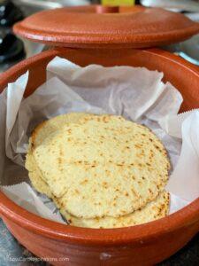 Easy Keto Tortilla Recipe