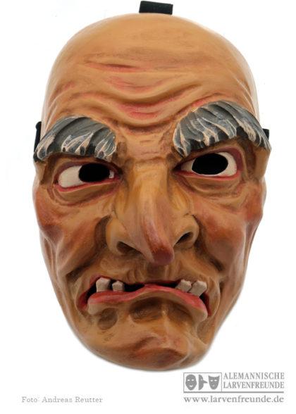 Holzmaske Imst Sackner
