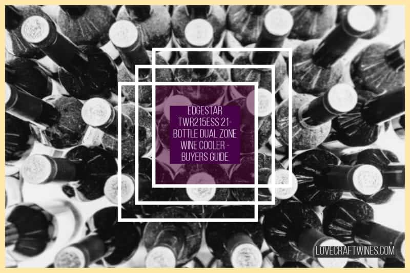 EdgeStar TWR215ESS 21 Bottle Wine Cooler Review