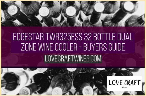 EdgeStar TWR325ESS 32 Bottle Wine Cooler