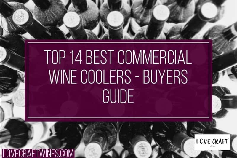 Best Commercial Wine Coolers & Fridges