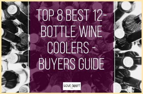 Top 8 Best 12-Bottle Wine Coolers