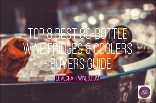 Top 8 Best 80-Bottle Wine Fridges & Coolers
