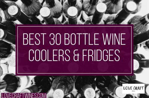 Best 30 Bottle Wine Coolers & Fridges