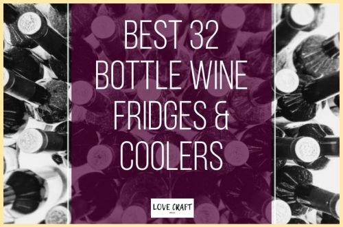 10 Best 32 Bottle Wine Fridges & Coolers