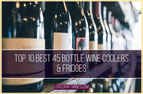 Best 45 Bottle Wine Coolers & Fridges