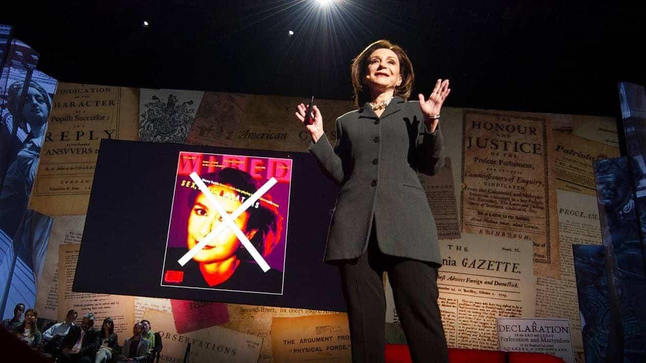 【TED演講逐字稿精選】在一起,更孤獨? Connected, but alone?   Sherry Turkle