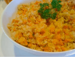 Quinoa and Winter Squash Salad