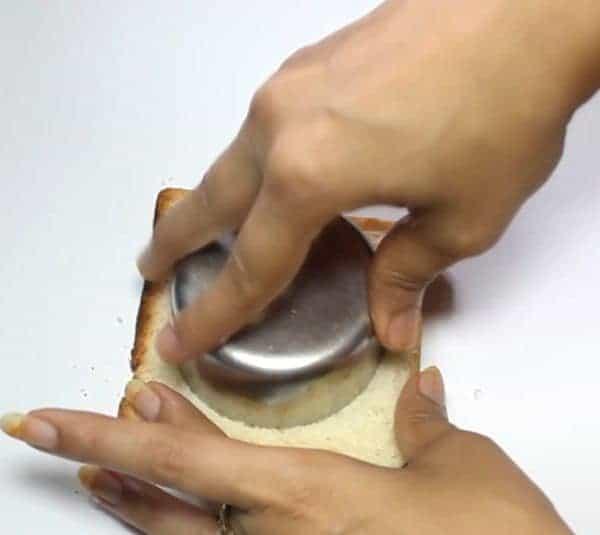 Bread Dhokla Sandwich