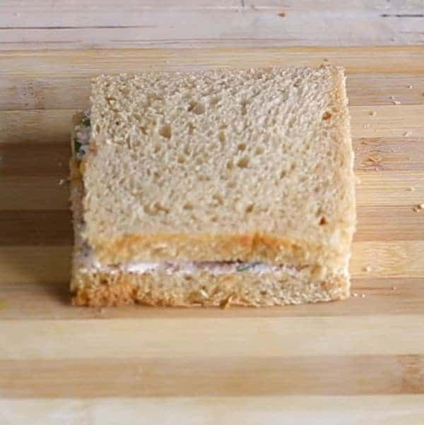 Cream Cheese Sandwich