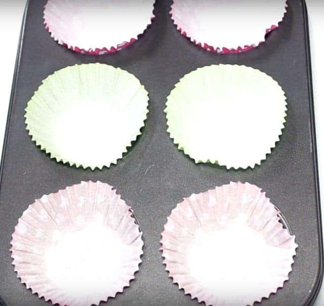Red Velvet Idli Cupcake