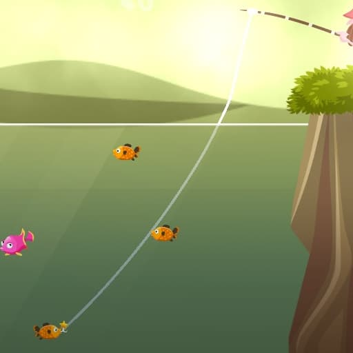 A fishing game