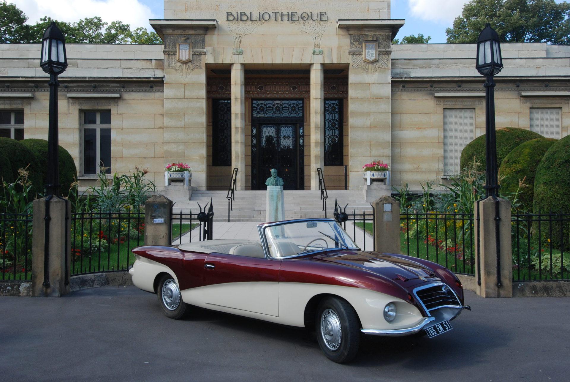 Peugeot Radovitch 403 - Musée Reims