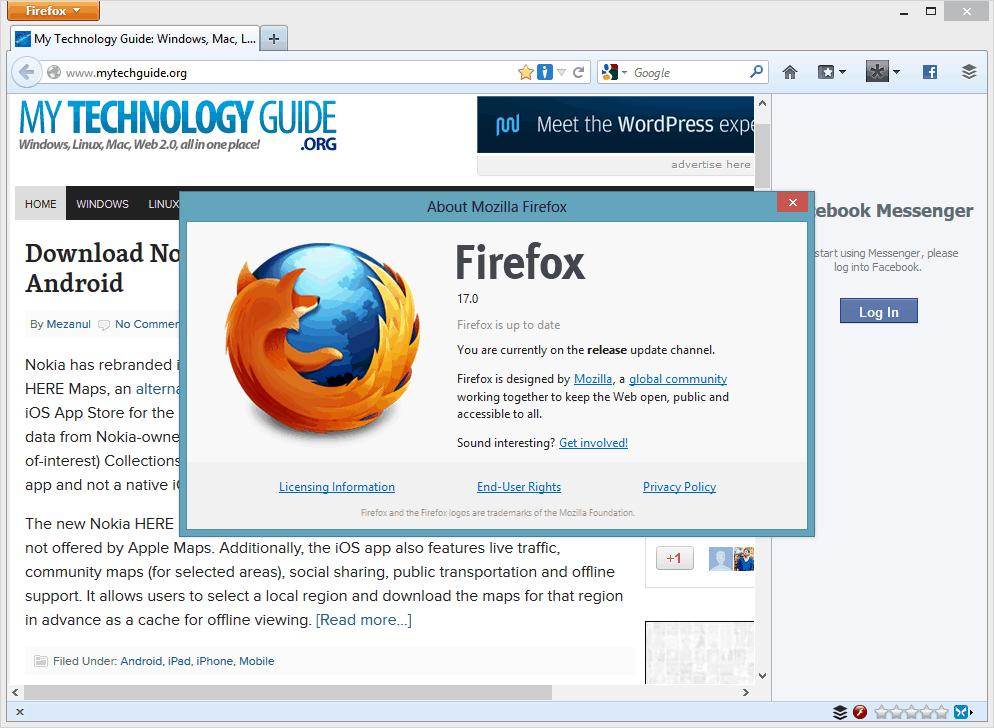 latest-firefox-17