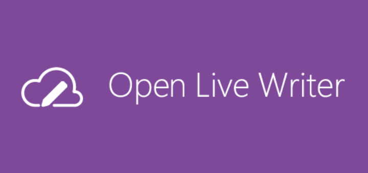 Open Live Writer - the open source fork of Windows Live Writer