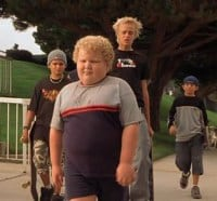bullies attack obese children