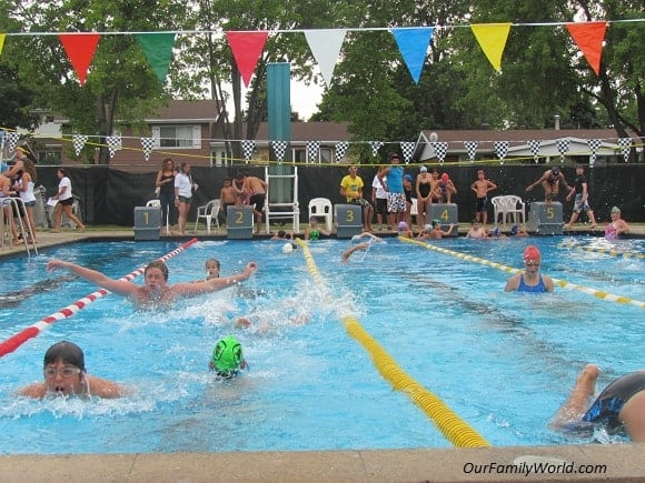 Tips To Help Your Child Overcome Anxiety And Stress Before Swimming Competition